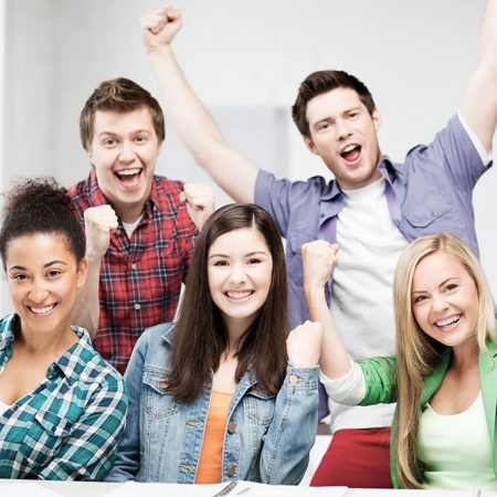 American College Test (ACT) and Scholastic Aptitude Test (SAT) courses