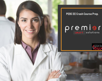 Premier- Evaluation Exam (EE) Crash Course